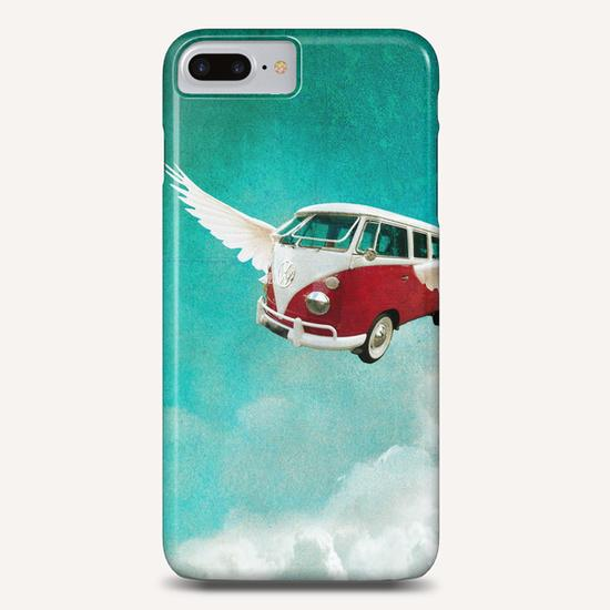 Sky-surf Phone Case by tzigone