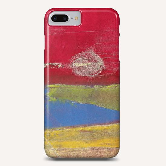 Coucher de Soleil Phone Case by Pierre-Michael Faure