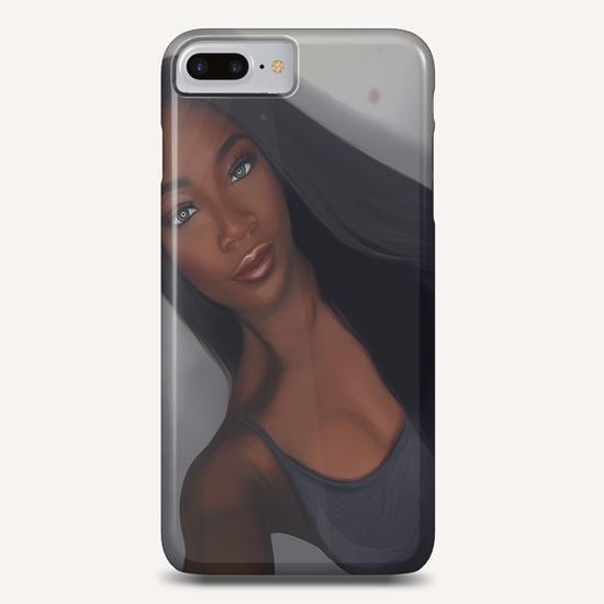 Dark Beauty Phone Case by AndyKArt