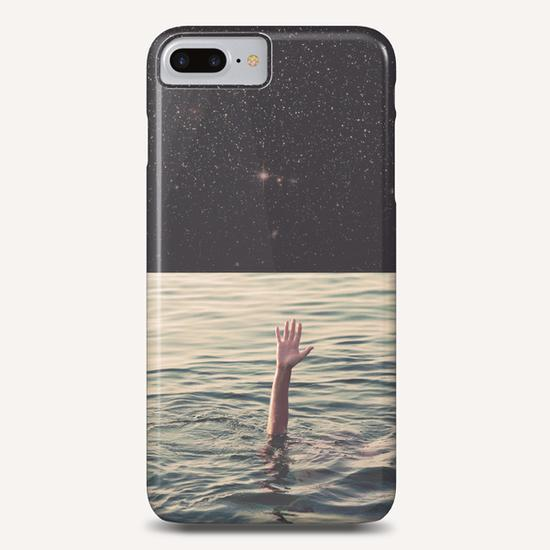 Drowned in space Phone Case by lacabezaenlasnubes