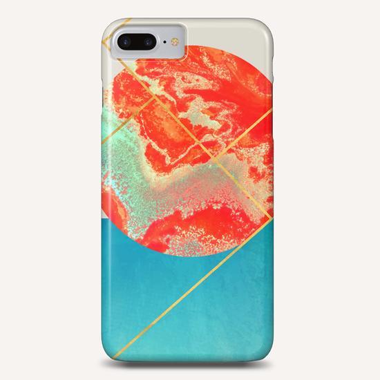 Earth & Sea Phone Case by Uma Gokhale