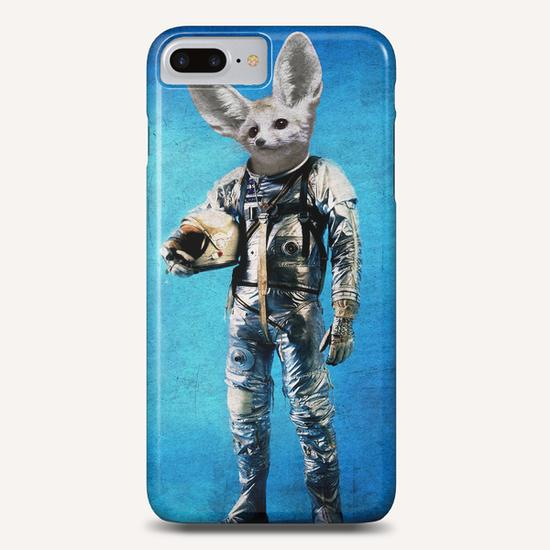 Fennec the captain Phone Case by durro art
