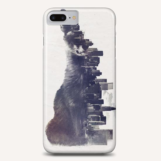 Fox from the city Phone Case by Robert Farkas