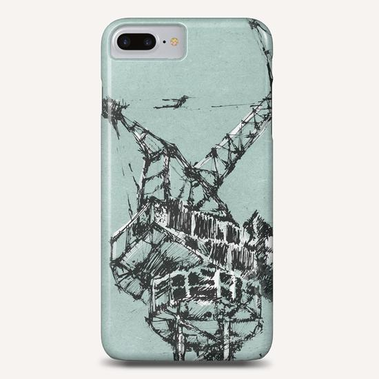 Crane Phone Case by Georgio Fabrello