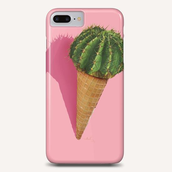 Caramba Cacti Phone Case by Nettsch