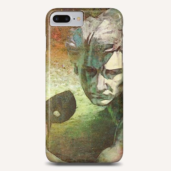 l'homme au masque Phone Case by Malixx