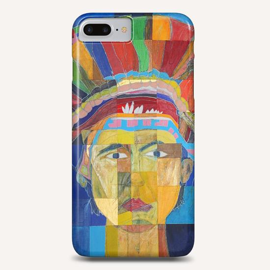 Indian  Phone Case by Pierre-Michael Faure