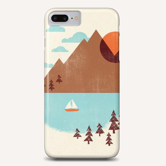 Indian Summer Phone Case by Jenny Tiffany