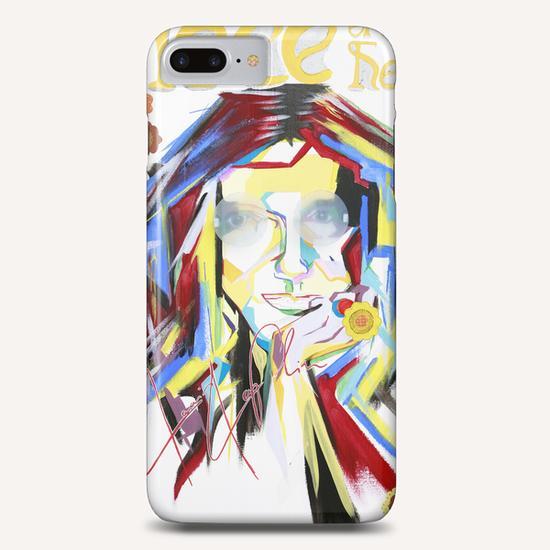 piece of my heart Phone Case by frayartgrafik