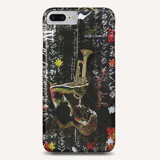 le temps Phone Case by frayartgrafik