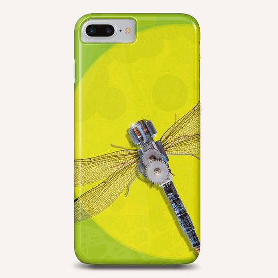 Mecanical Dragonfly Phone Case by tzigone