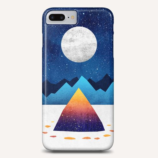 The magic of winter Phone Case by Elisabeth Fredriksson