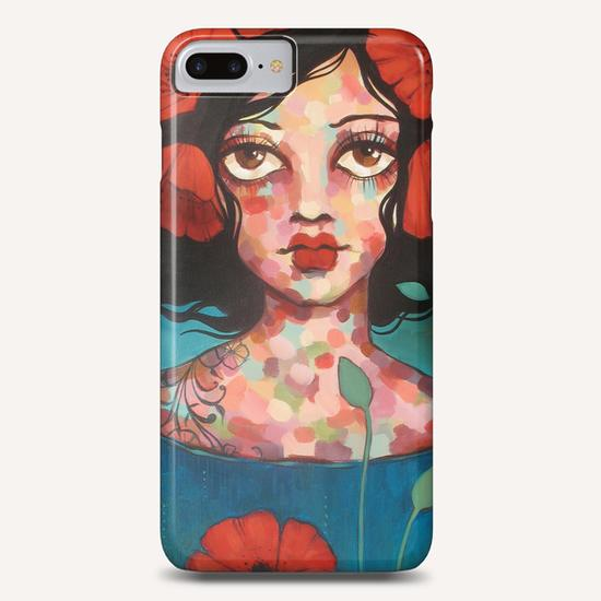 Memory Phone Case by Ursula X Young