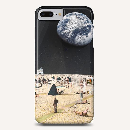 Moonlidays Phone Case by tzigone