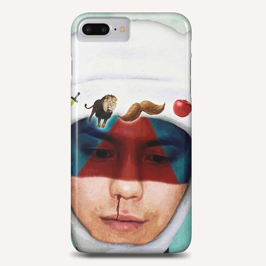 adventurous mind Phone Case by Seamless