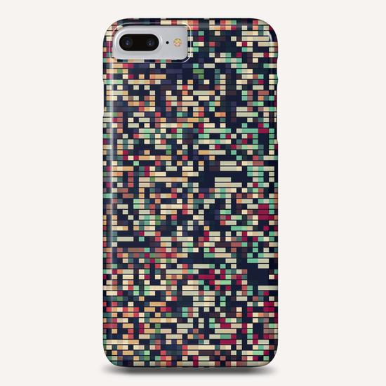 Pixelmania III Phone Case by Metron