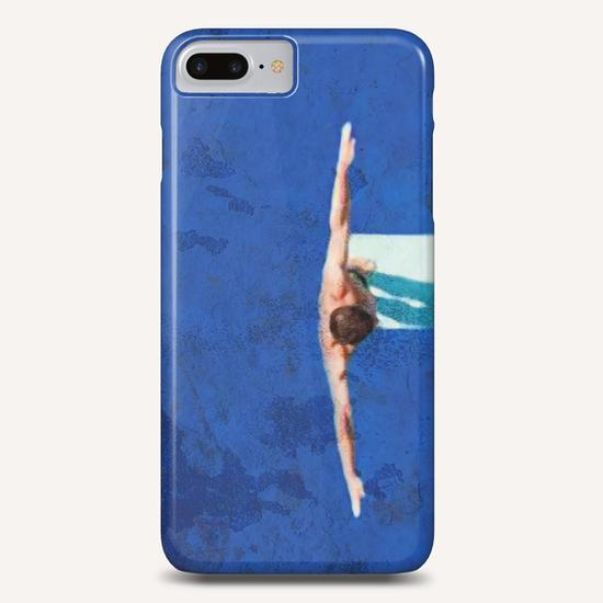 Le Plongeoir Phone Case by Malixx