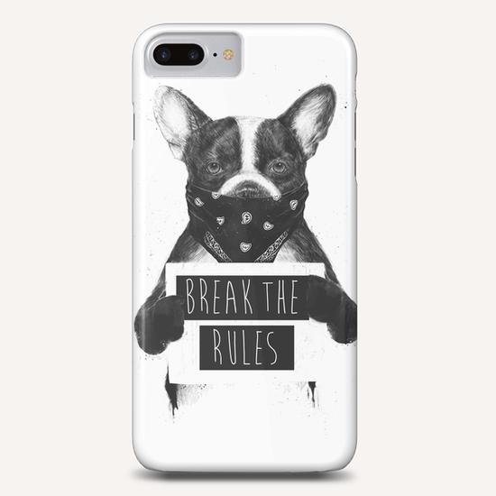 Rebel dog Phone Case by Balazs Solti