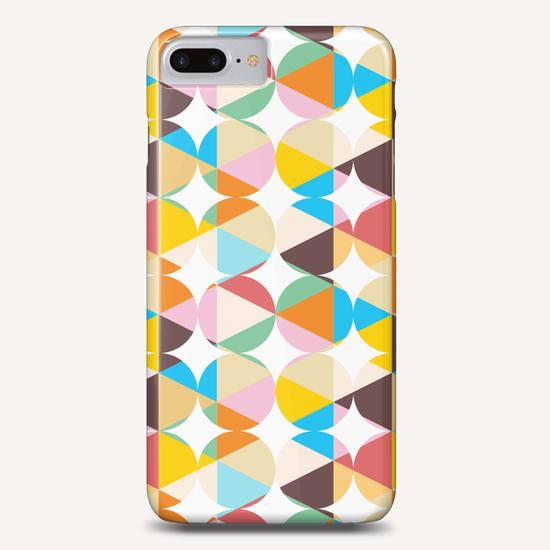 Retro Geometry Phone Case by Uma Gokhale