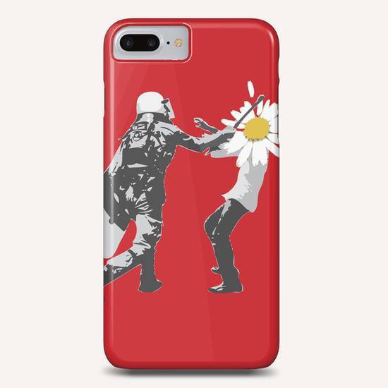 Flower Riot Phone Case by tzigone