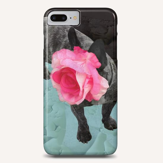 Romantic French Bulldog Phone Case by Ivailo K