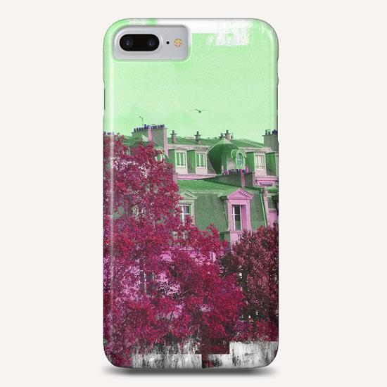 Roofs in Montmartre Phone Case by Malixx