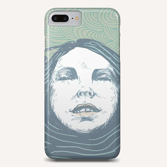 Sea-face Phone Case by tzigone