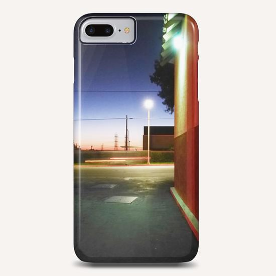 Sunset in L.A. Phone Case by Vic Storia