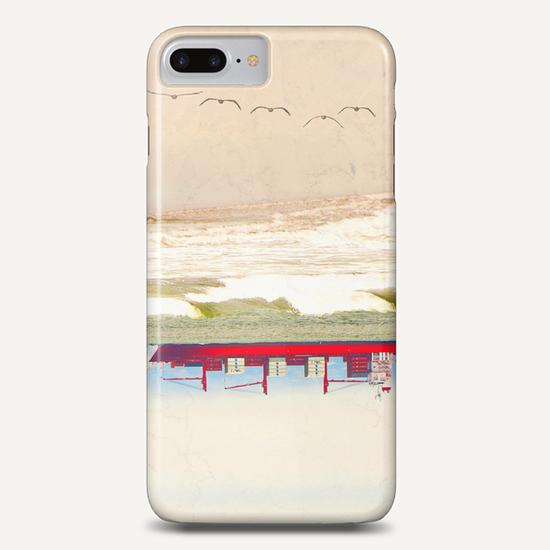 Supertankred Phone Case by Vic Storia