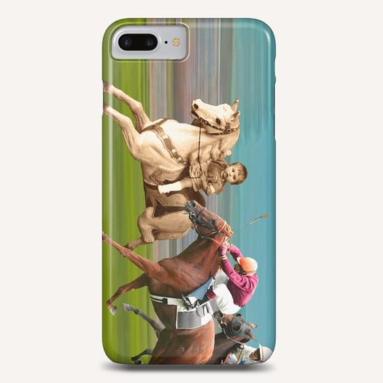 The Race Phone Case by tzigone
