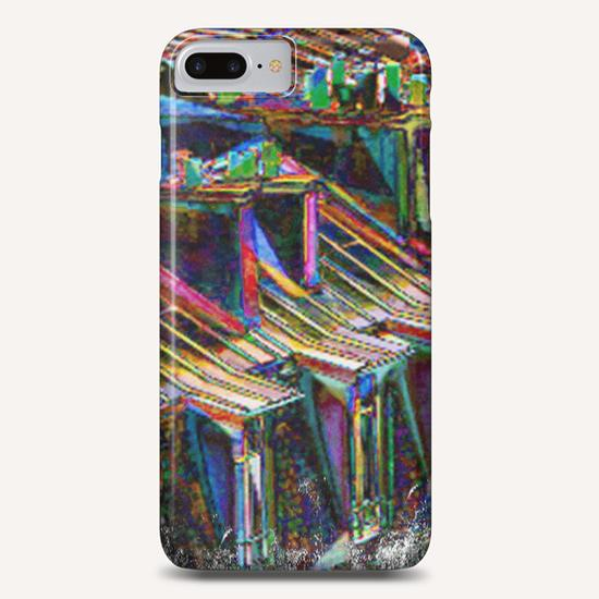 Roofs in Paris Phone Case by Malixx