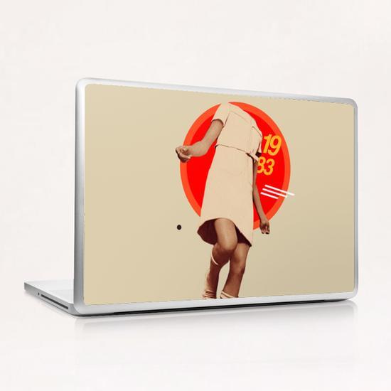 1983 Laptop & iPad Skin by Frank Moth