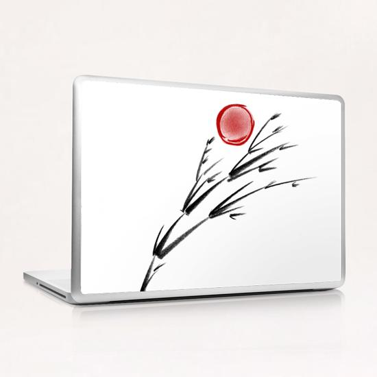 Bamboo Laptop & iPad Skin by cinema4design