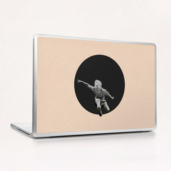 Escape from the Black Hole Laptop & iPad Skin by Lerson