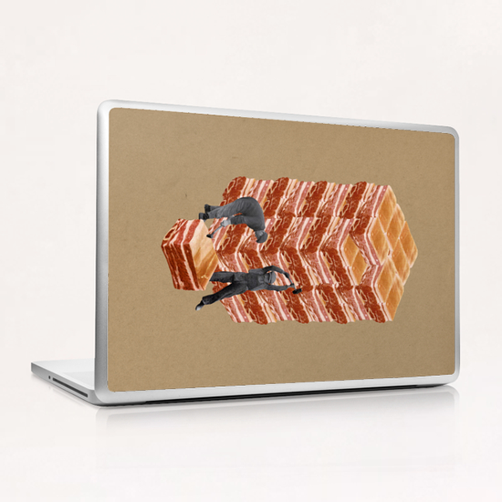 Working Class Laptop & iPad Skin by Lerson