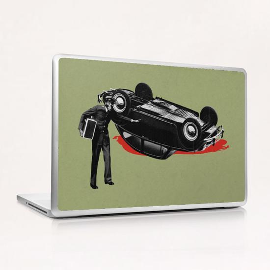 Dead Bug Laptop & iPad Skin by Lerson