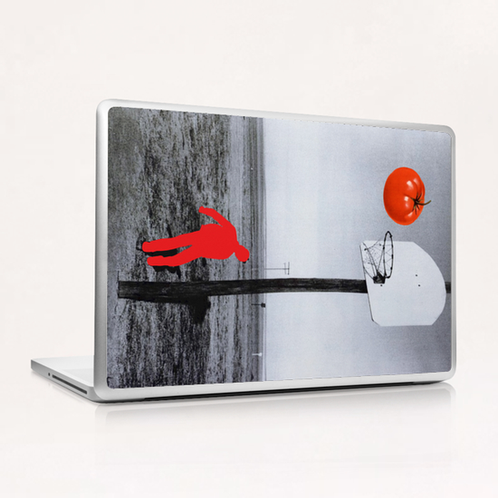 Tomato Laptop & iPad Skin by Lerson