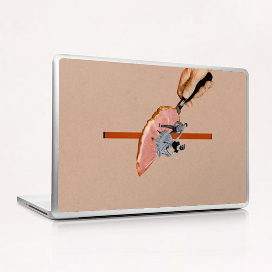 Dancing Laptop & iPad Skin by Lerson