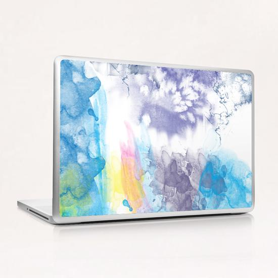 Ink#1 Laptop & iPad Skin by Amir Faysal