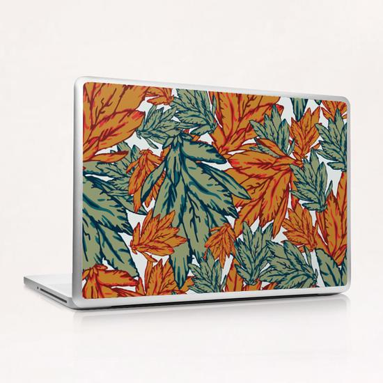 Floralz #9 Laptop & iPad Skin by PIEL Design