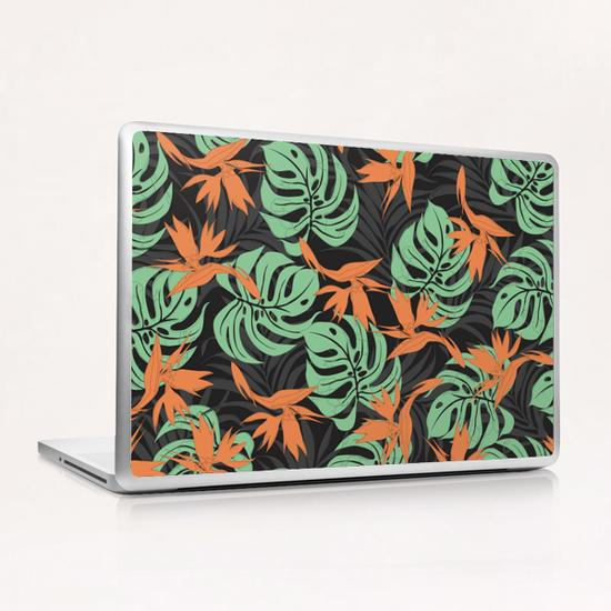 Floralz #11 Laptop & iPad Skin by PIEL Design