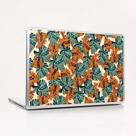 Floralz nr37 Laptop & iPad Skin by PIEL Design