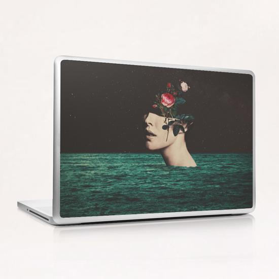 4AM Laptop & iPad Skin by Frank Moth