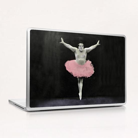 Sumo Ballet Laptop & iPad Skin by tzigone