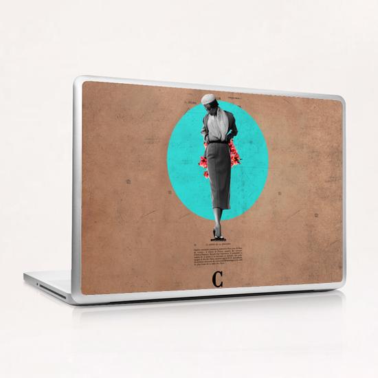 La Grande Epoque Laptop & iPad Skin by Frank Moth