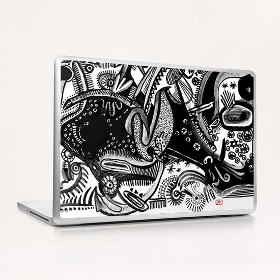 Détours-Dits Laptop & iPad Skin by Denis Chobelet