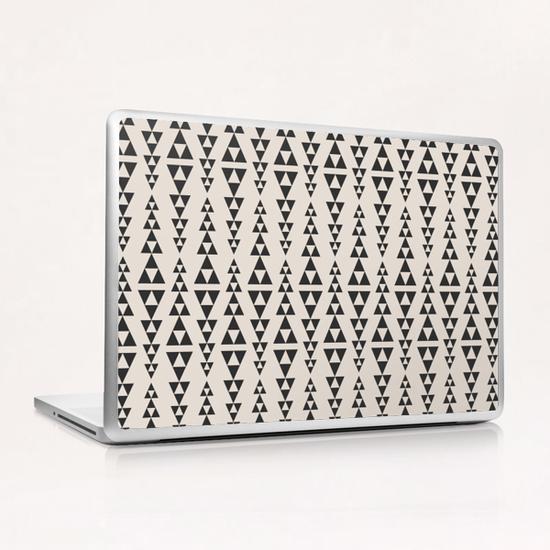 Triangles by PIEL Laptop & iPad Skin by PIEL Design
