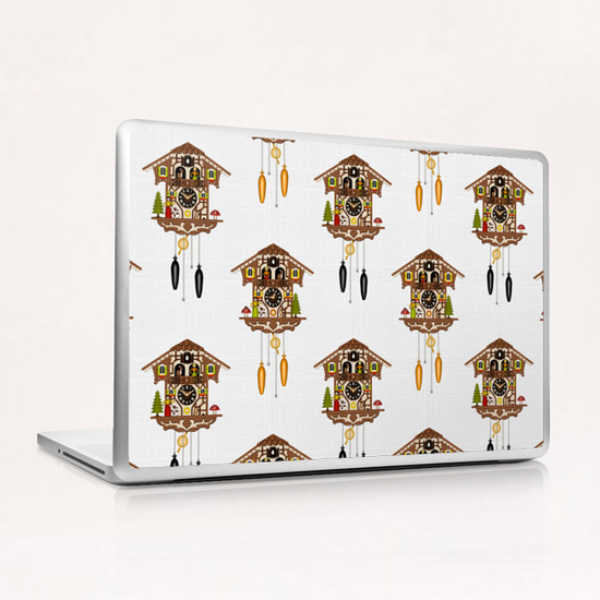 Cuckoo Laptop & iPad Skin by vannina