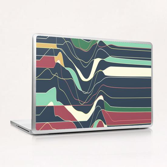 Don´t Move IX Laptop & iPad Skin by Metron