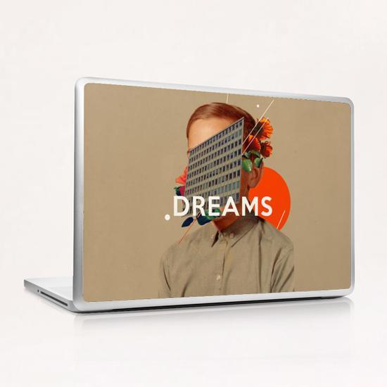 Dreams Laptop & iPad Skin by Frank Moth
